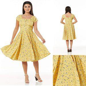Timeless London Seema Swing Dress